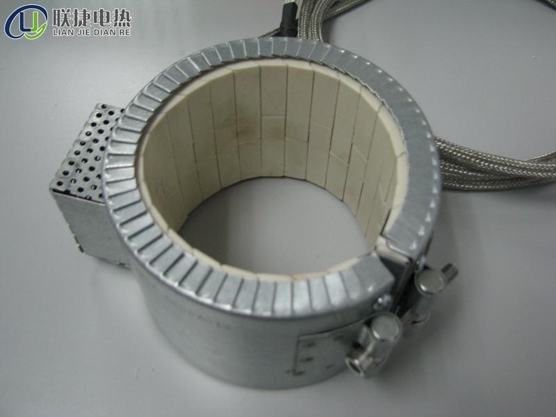 陶瓷電加熱圈