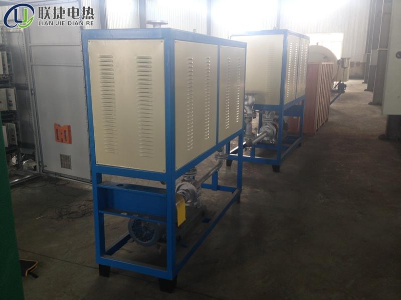 150-240KW导热油电加热器