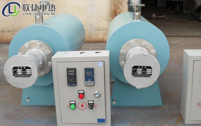 气体氮气加热器