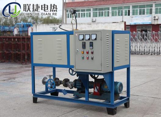 24-54KW导热油电加热器