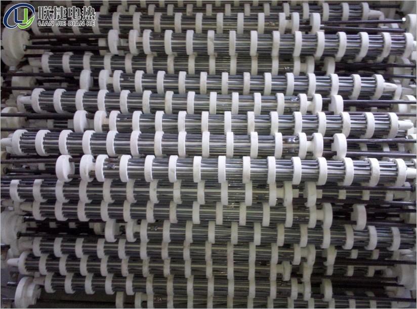 高溫電熱輻射管