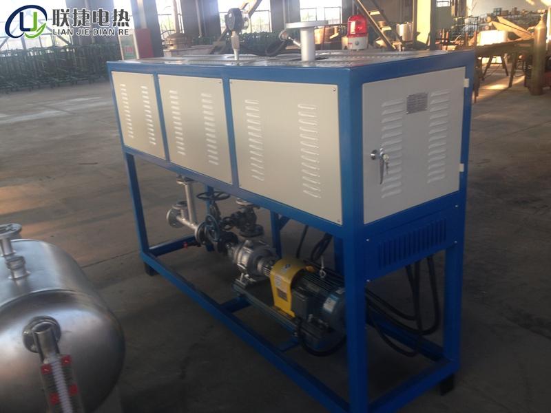 54-72KW導熱油電加熱器
