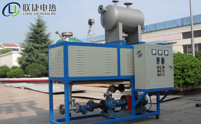 72-150KW导热油电加热器