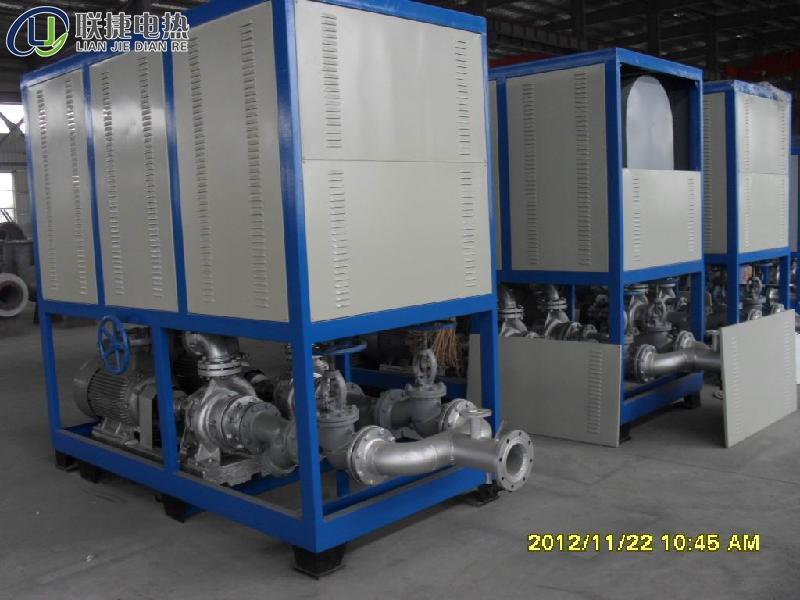 720-1000KW导热油电加热器
