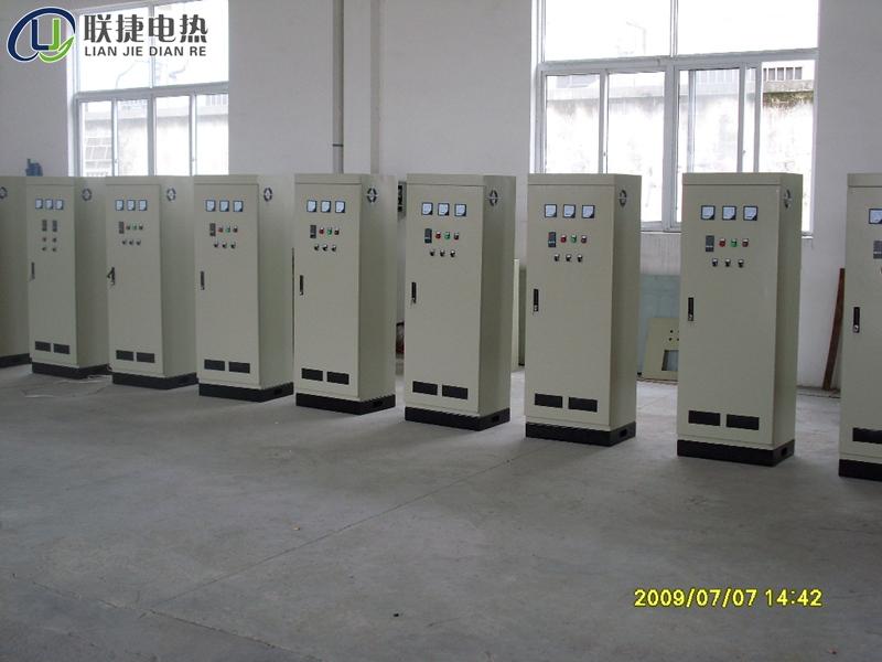 電加熱器導熱油爐控制柜