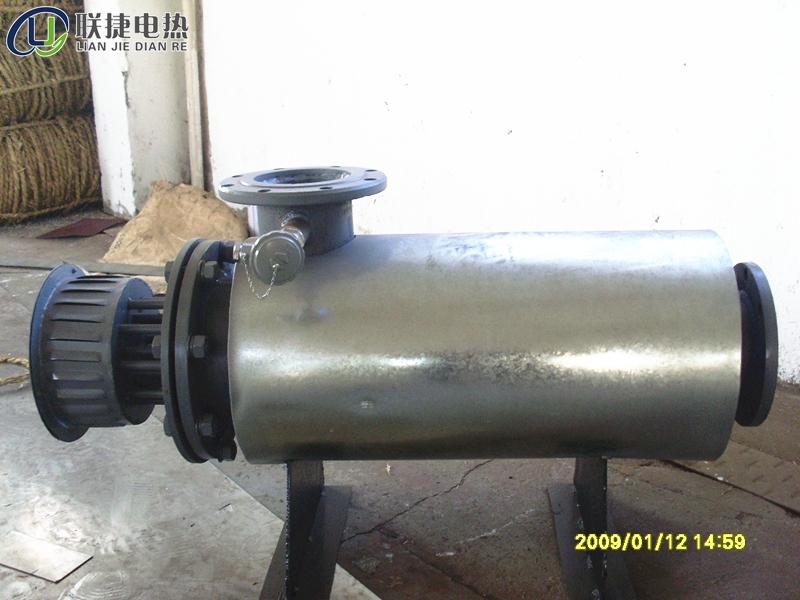 管道式空氣加熱器
